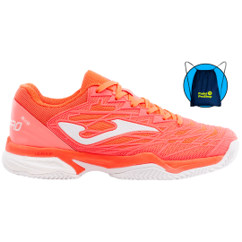 Joma T.Ace Pro Women Coral 2020 - Padel tennis Shop