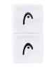 Muñequeras Head cortas 2,5'' (Pack x 2) - Tienda padel