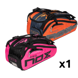 Nox Pro Racket bag - Padel tennis Shop