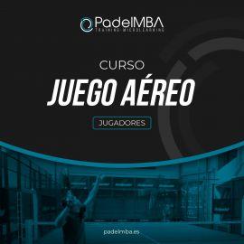 Spanish Course Juego Aéreo PadelMBA - Padel tennis Shop