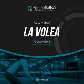 Spanish Course La Volea PadelMBA - Padel tennis Shop