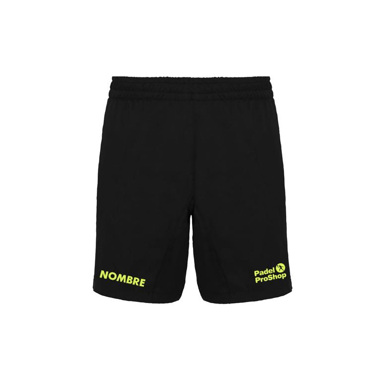 Pantalón corto PPS Personalizable - Tienda padel