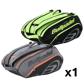 Bullpadel Racket Bag Mid Capacity - Padel tennis Shop