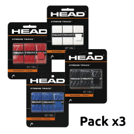 Head Overgrip ExtremeTrack (Pack x 3) - Padel tennis Shop