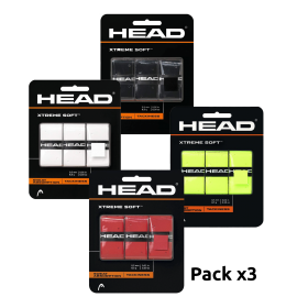 Overgrip Head ExtremeSoft (Pack x 3)