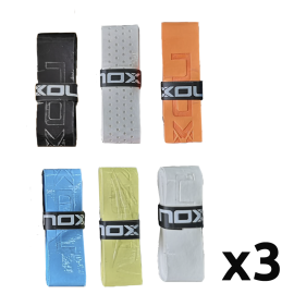 Nox Overgrip Pro (Pack x 3) - Padel tennis Shop