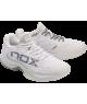Zapatillas Nox AT10 Blanco/gris 2021 - Tienda padel