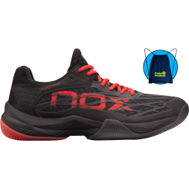 Nox AT10 2021 Shoes black/red