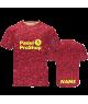 Camiseta Pixels PPS personalizable - Tienda padel