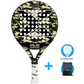 Nox ML10 Pro Cup Survivor Camouflage - Padel tennis Shop