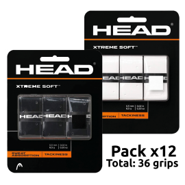 Overgrip Head ExtremeSoft (Pack x 36)