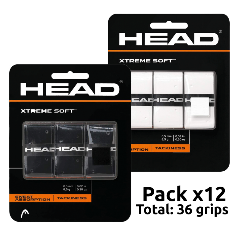 Head Overgrip ExtremeSoft (Pack x 36) - Padel tennis Shop