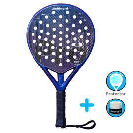 Multimeltal Pro 12K Racket - Padel tennis Shop